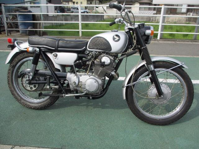 ホンダ CL72 初期型の画像(福岡県