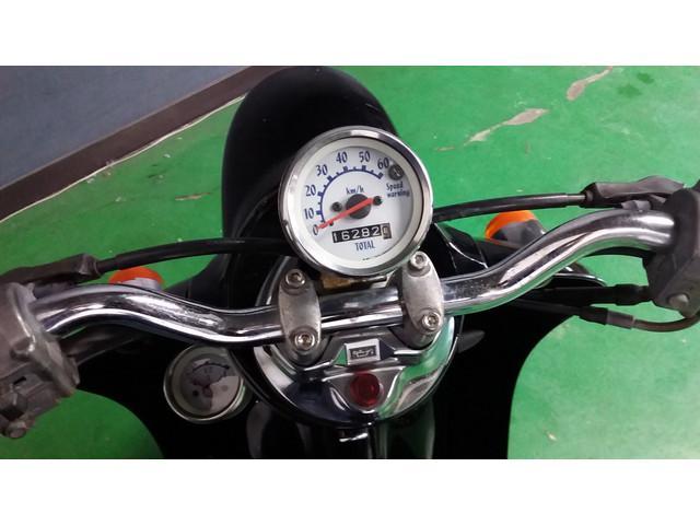 ヤマハ ビーノ  外装新品 前後タイヤ新品の画像(福岡県