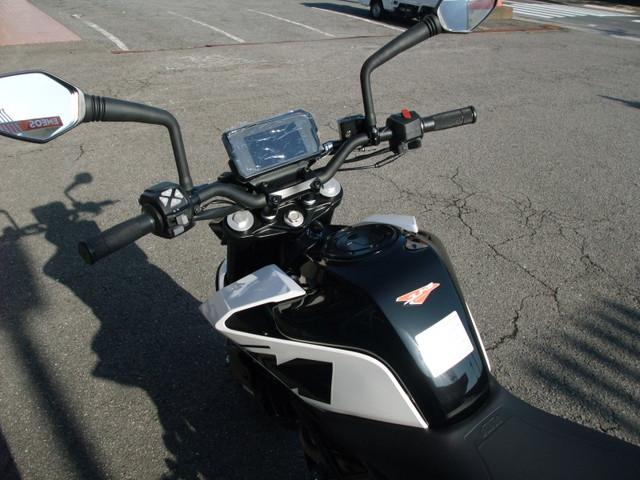 KTM 125デュークの画像(大分県