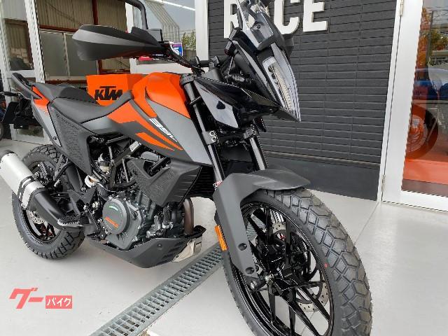 KTM 390アドベンチャーの画像(大分県