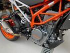 KTM 390デュークの画像(大分県