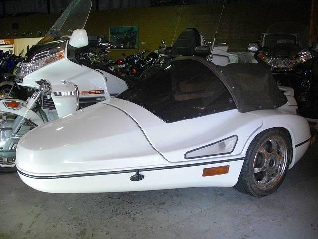 ホンダ GL1500 ロイヤルサイドカーの画像(福岡県