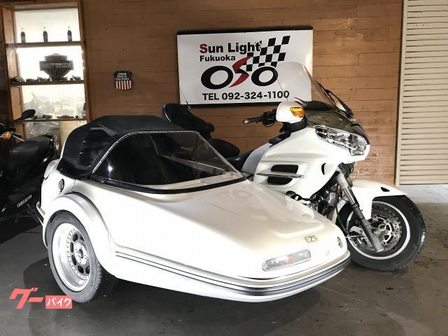 ゴールドウイング GL1800 サイドカー