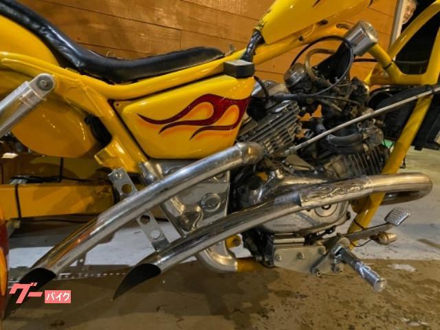 トライク トライク(126~250cc)V-TWIN マグナの画像(福岡県