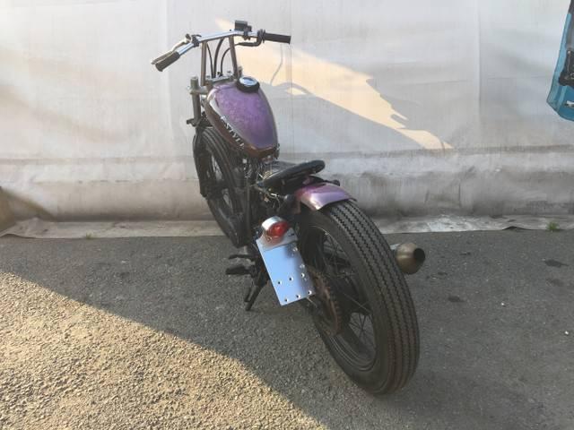 ホンダ FTR223 ボバーの画像(福岡県