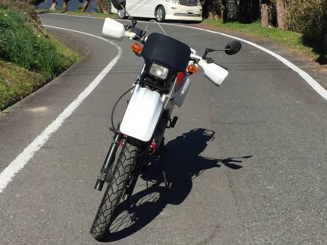 ホンダ XLR125Rの画像(福岡県