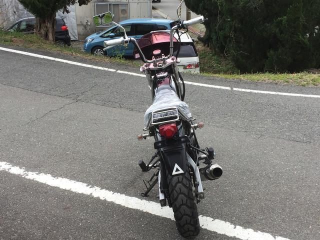 ホンダ Ape100の画像(福岡県