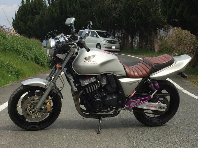 ホンダ CB400Super FourバージョンSの画像(福岡県