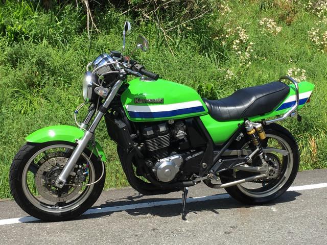 カワサキ ZRX400-IIの画像(福岡県