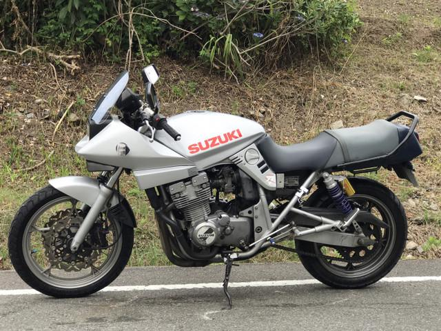 スズキ GSX400S KATANAの画像(福岡県