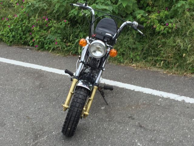 ホンダ DAX50メッキ限定車の画像(福岡県