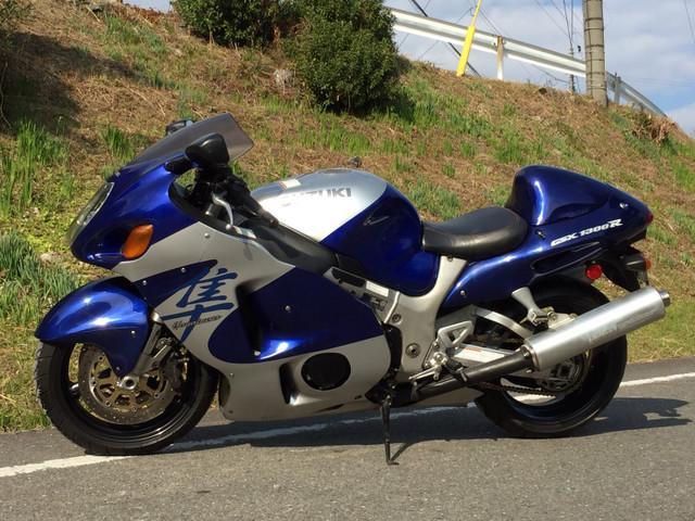 スズキ GSX1300Rハヤブサの画像(福岡県