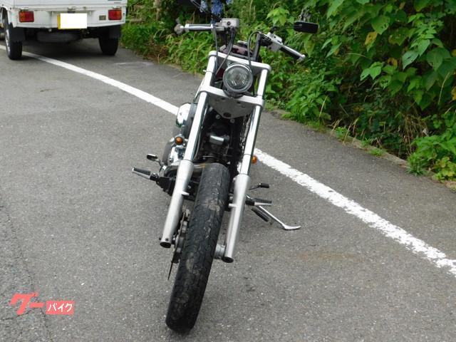 ヤマハ ドラッグスター400カスタムの画像(福岡県