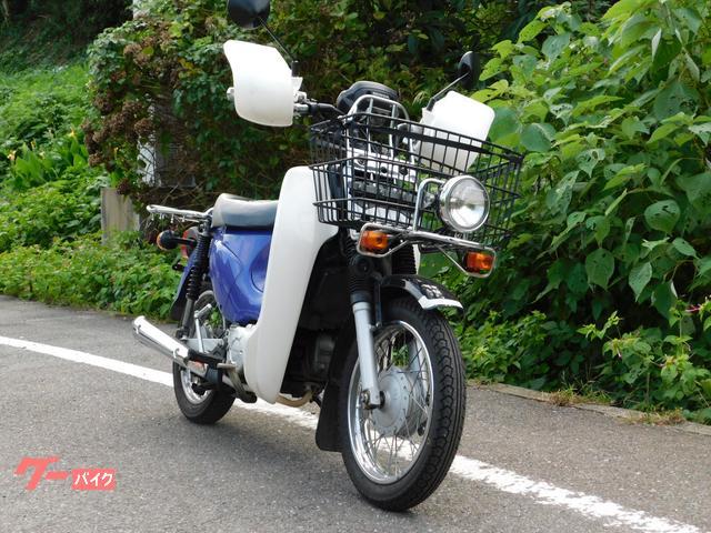 ホンダ スーパーカブ110の画像(福岡県
