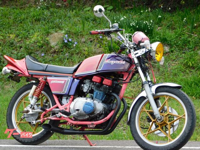 スズキ GSX250E ザリ カスタムの画像(福岡県