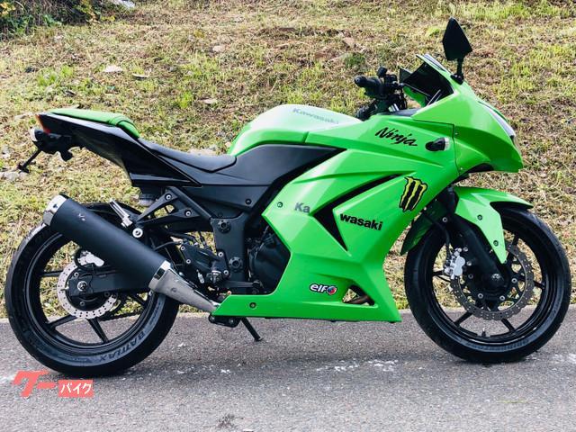 Ninja 250R 2眼ライト