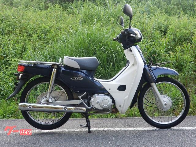 スーパーカブ50 AA04