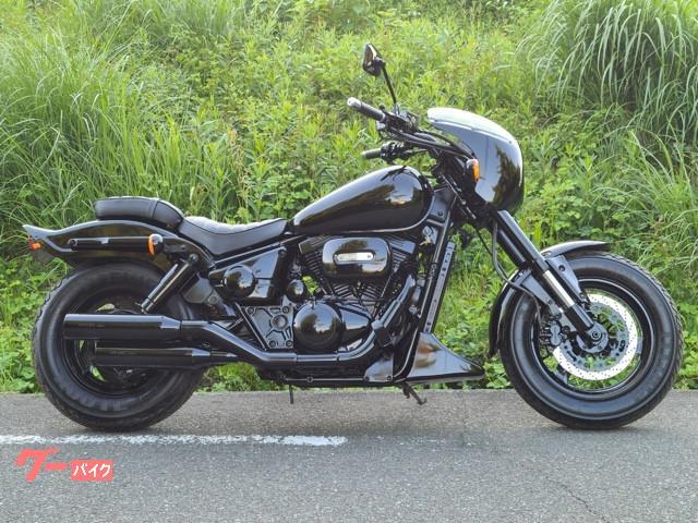 デスペラード400X ブラックカスタム