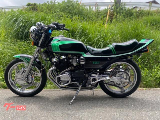 ホンダ CBX400F 昭和58年式の画像(福岡県