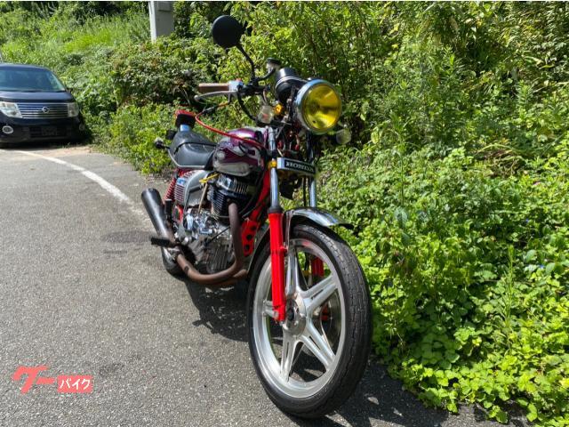 ホンダ CB250T カスタムの画像(福岡県