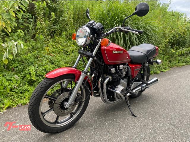 カワサキ Z750FXの画像(福岡県