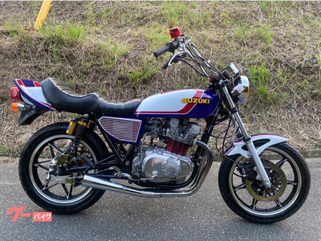 GS400 フルカスタム