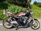 CB400Super FourCBX仕様