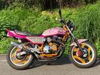ホンダ CBX400F カスタムペイントの画像(福岡県