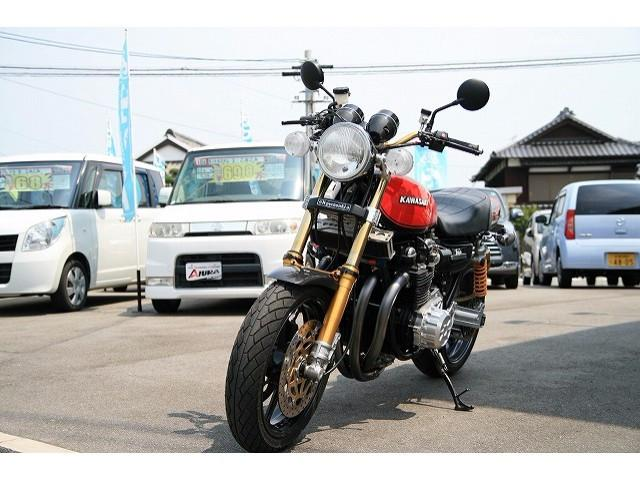 カワサキ Z-I 本物初期モデル エンジンMTOH済の画像(福岡県