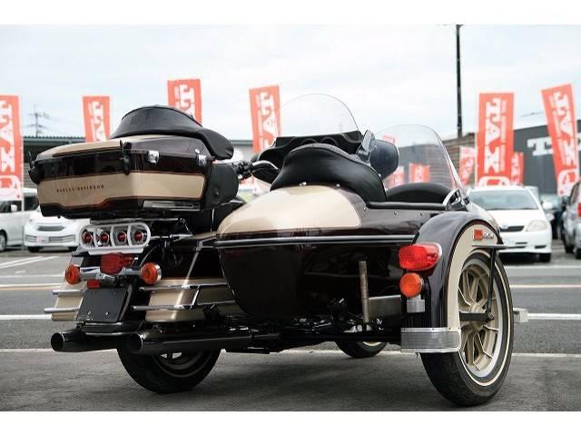 HARLEY-DAVIDSON FLHTCU サイドカー 正規側車 エボリュウション ライトレストアの画像(福岡県