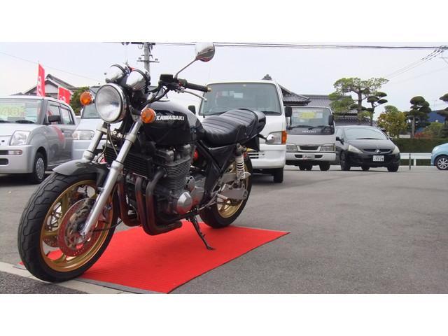 カワサキ ZEPHYR1100の画像(福岡県