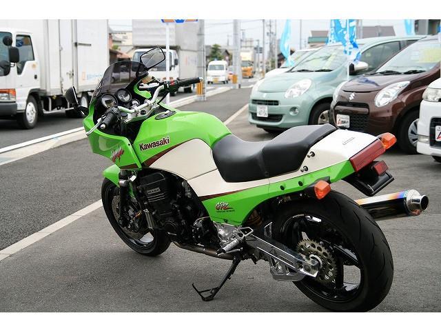 カワサキ GPZ900R フルカスタムの画像(福岡県