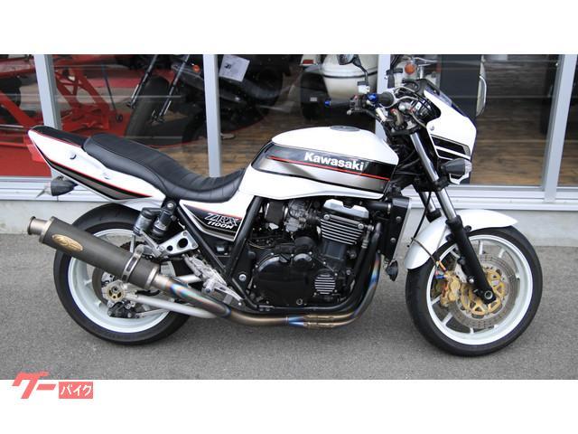 カワサキ ZRX1100 カスタム ゲイル オーリンズサスの画像(福岡県