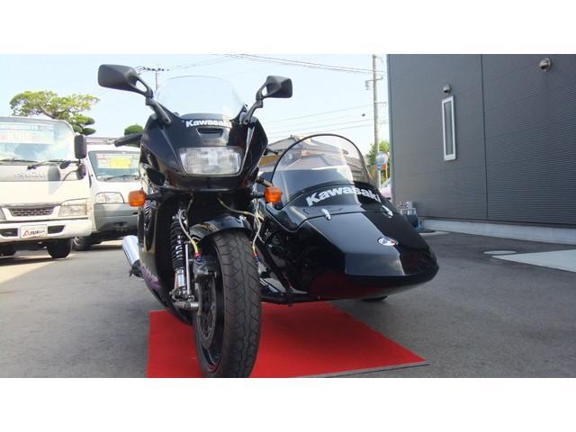 カワサキ GPZ1100 側車付き abe製の画像(福岡県