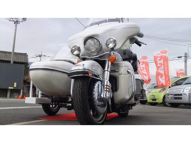 HARLEY-DAVIDSON FLHTCU S/C エレクトラグライドウルトラクラシックサイドカーの画像(福岡県