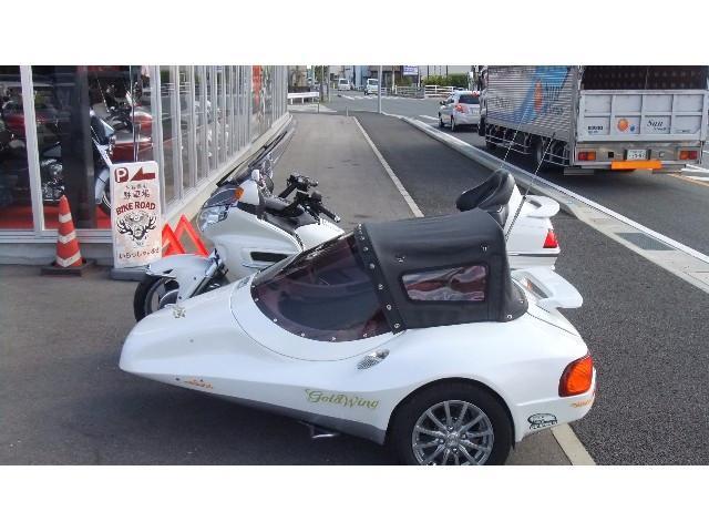 ホンダ GL1800 サイドカーの画像(福岡県