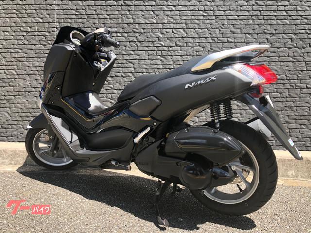 ヤマハ NMAX125 マットブラック仕様 グーバイク鑑定車の画像(福岡県