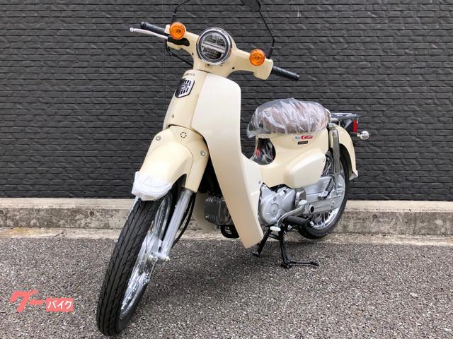 ホンダ スーパーカブ110 2019年モデル グーバイク鑑定車の画像(福岡県