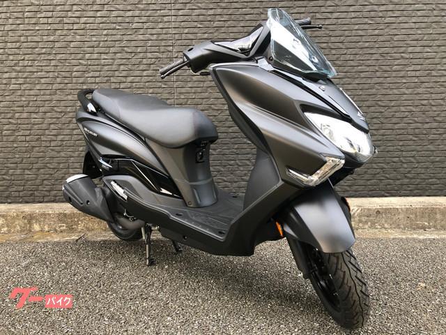 スズキ バーグマン125 インドスズキ 逆輸入モデル グーバイク鑑定車の画像(福岡県