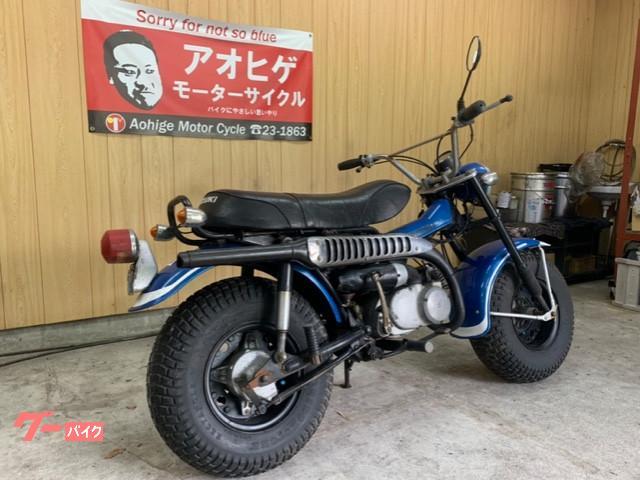 スズキ バンバン90の画像(宮崎県