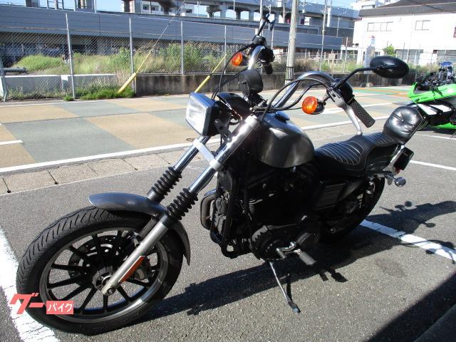 HARLEY-DAVIDSON XL883R キャブ リジッドマウントの画像(福岡県