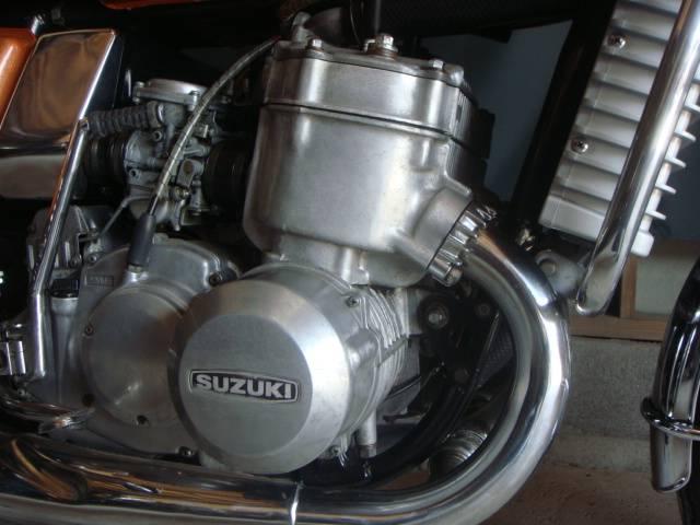 スズキ GT750の画像(福岡県
