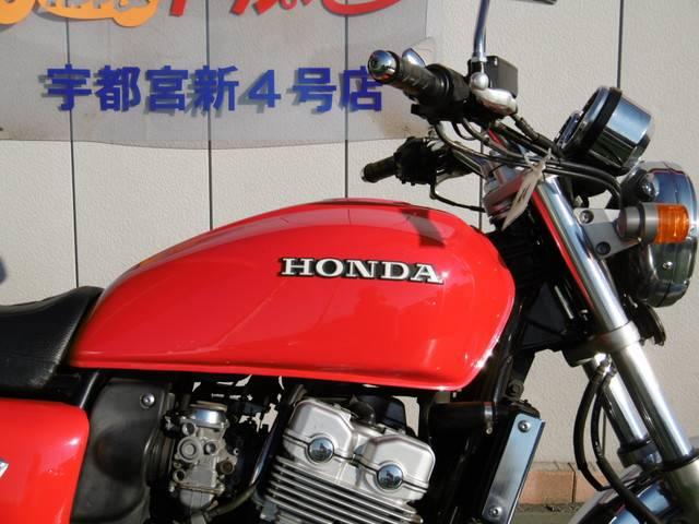 ホンダ CB400Four ノーマル 4本出しマフラーの画像(栃木県
