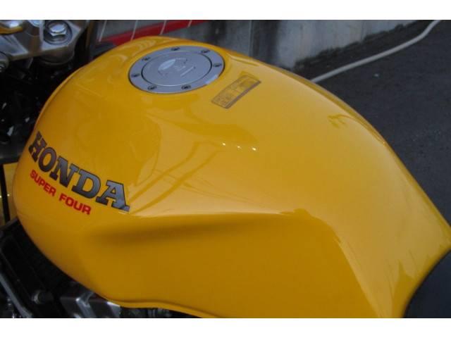 ホンダ CB400Super Four モリワキモナカマフラー付きの画像(群馬県