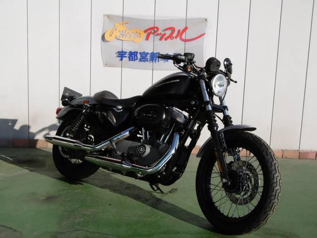 HARLEY-DAVIDSON XL1200N ナイトスター ローダウンの画像(栃木県