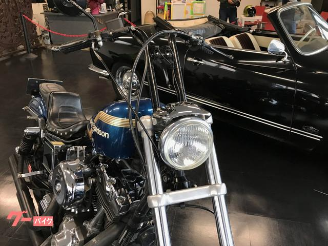 HARLEY-DAVIDSON FXDL ローライダー グーバイク鑑定車の画像(鹿児島県