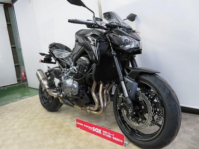 カワサキ Z900 ABS Performanceの画像(福岡県