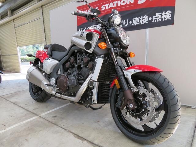 ヤマハ VMAX USモデルの画像(福岡県