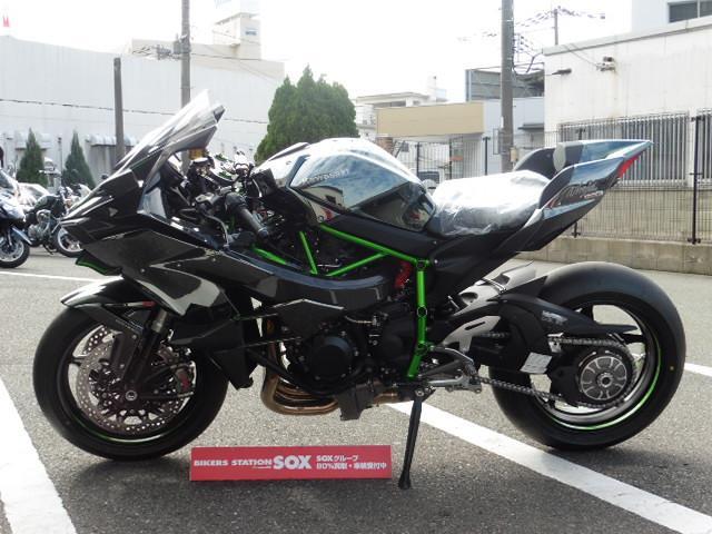 カワサキ Ninja H2Rの画像(福岡県