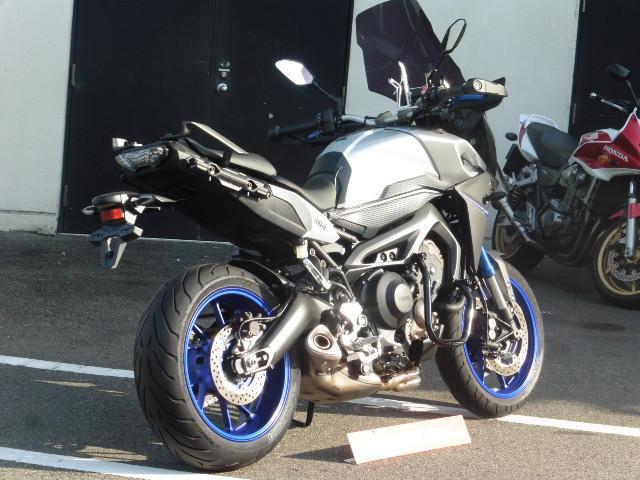 ヤマハ トレイサー900(MT-09トレイサー)ABS グーバイク鑑定車の画像(福岡県